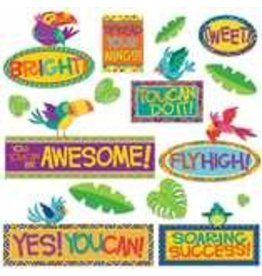You-Can Motivational Mini Bulletin Board Set