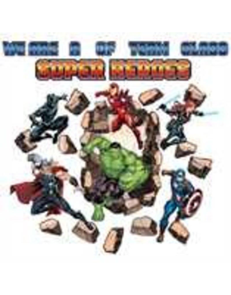 Marvel Bulletin Board Set
