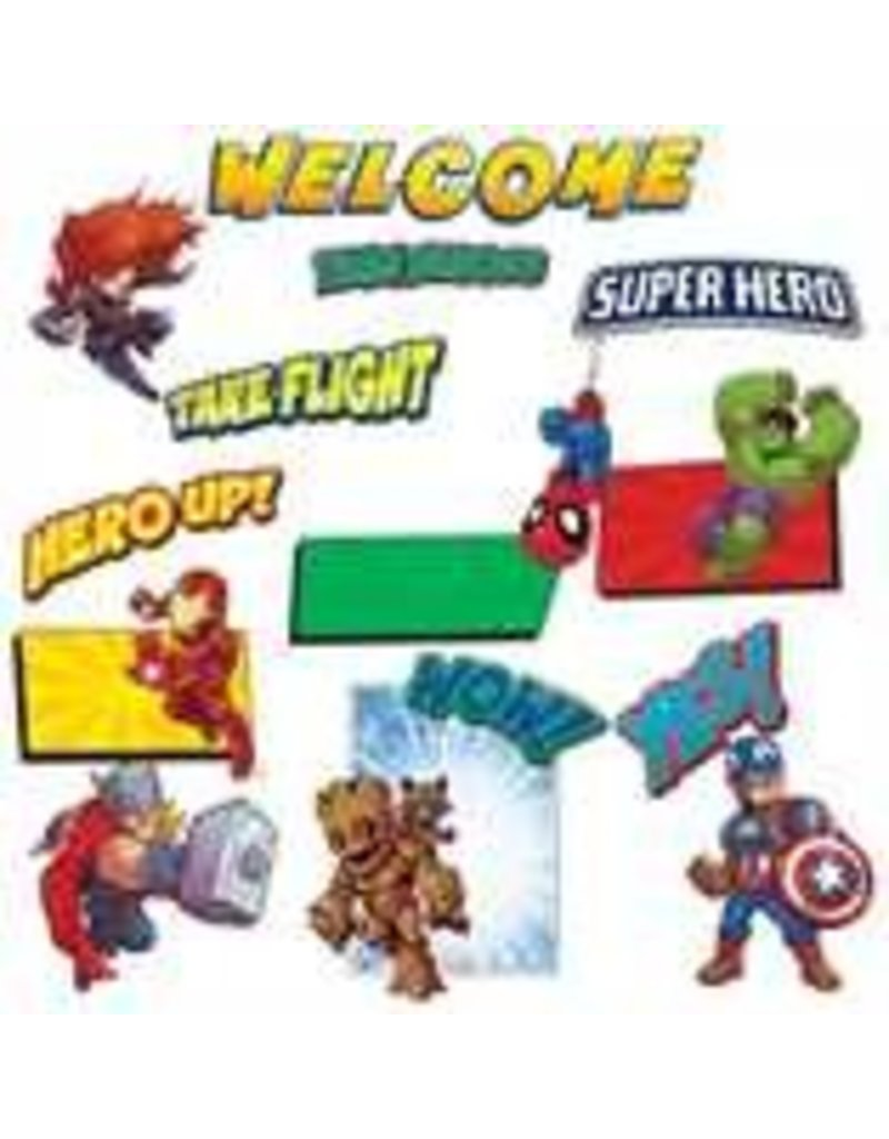 Marvel - Welcome