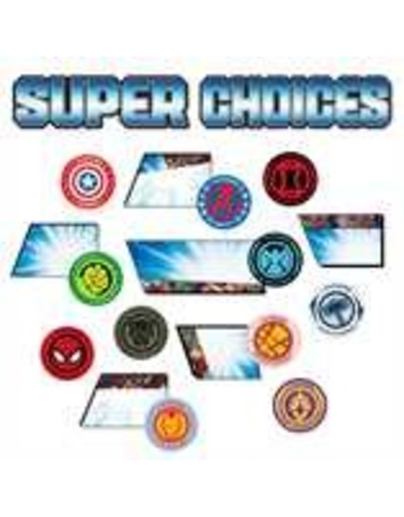 Marvel - Super Choices Mini Bulletin Board Set