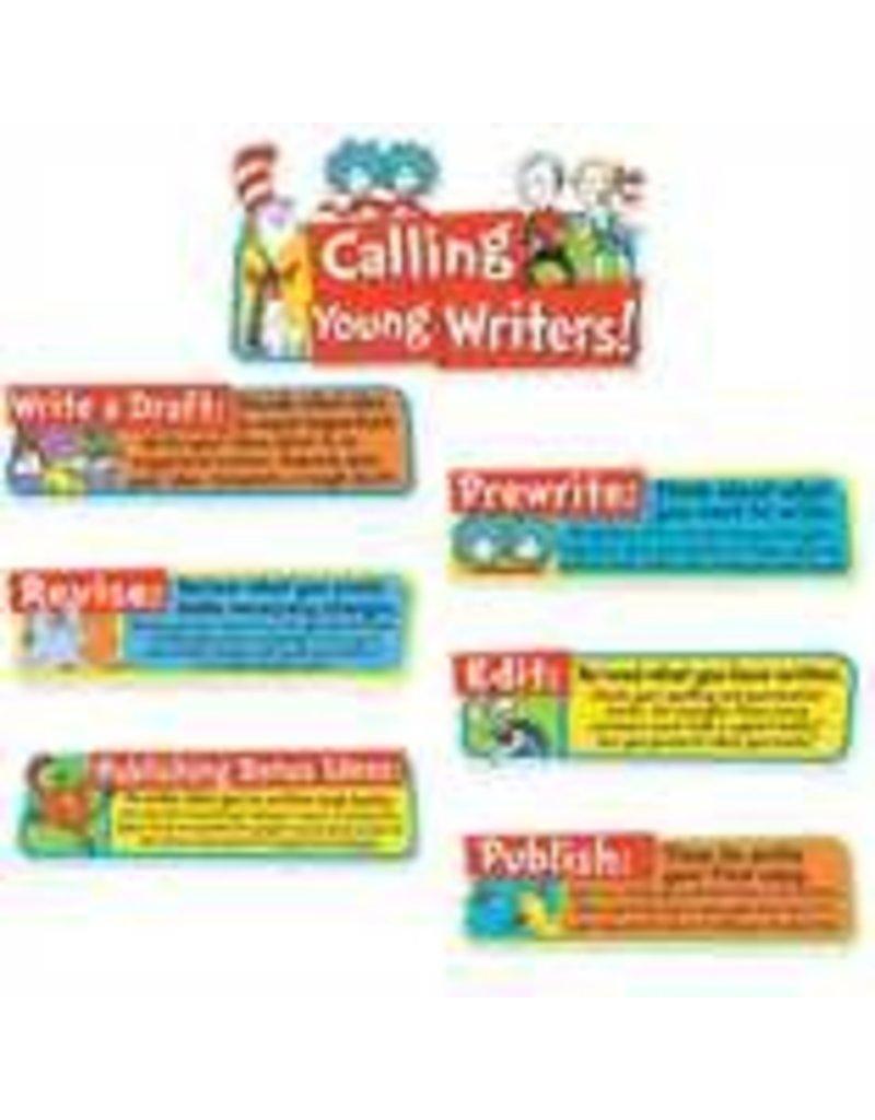 *Dr. Seuss Writing Tips Mini Bulletin Board Set