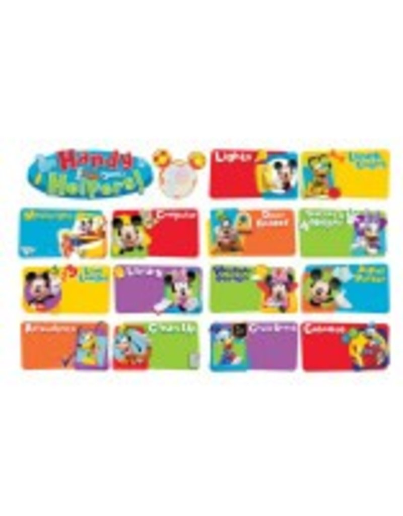 Mickey Mouse Clubhouse® Handy Helpers Job Chart