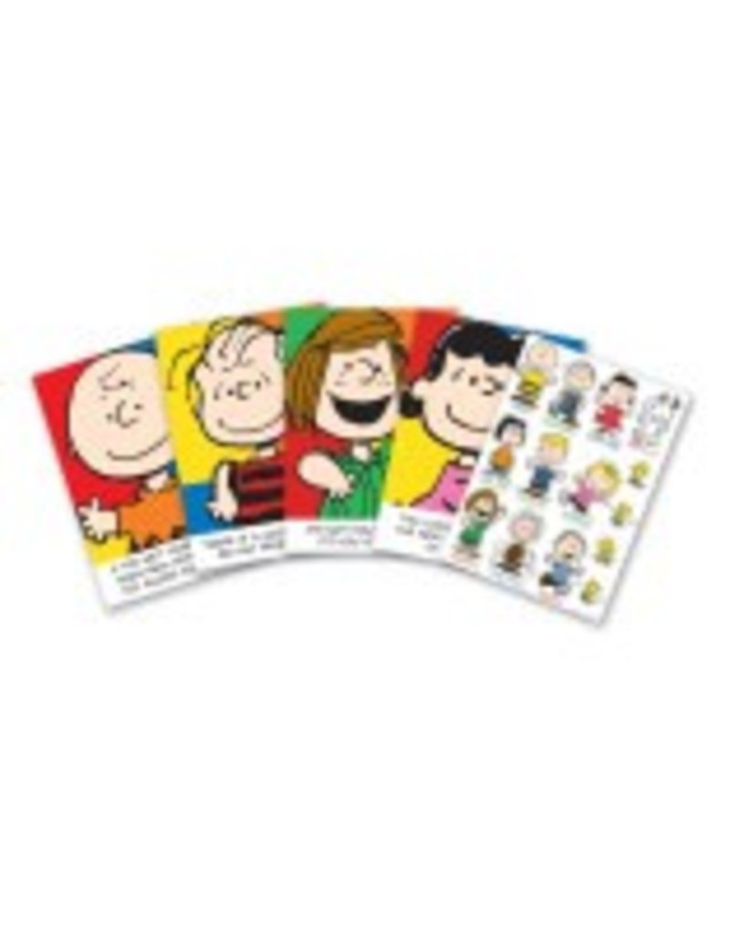 Peanuts® Characters and Motivational Phrases-Bulletin Board
