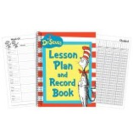 Cat in Hat™ Lesson Pln/Rec. Book