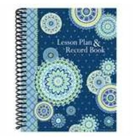 Blue Harmony Lesson Plan & Record Book