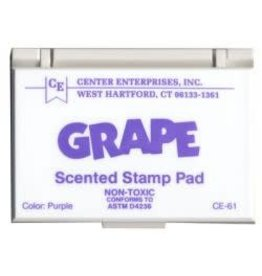 Scented Stamp Pad: Purple/Grape
