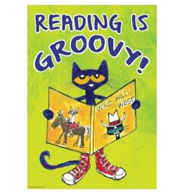Reading is Groovy-poster