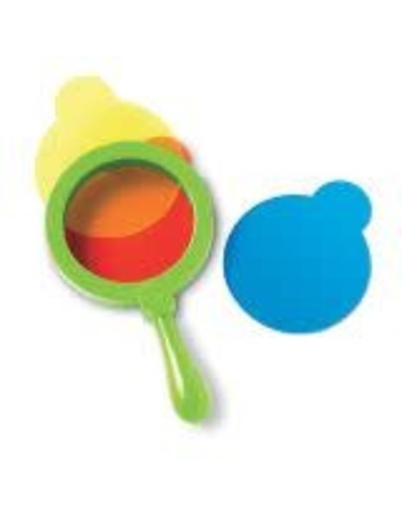 Color Mixing Lenses