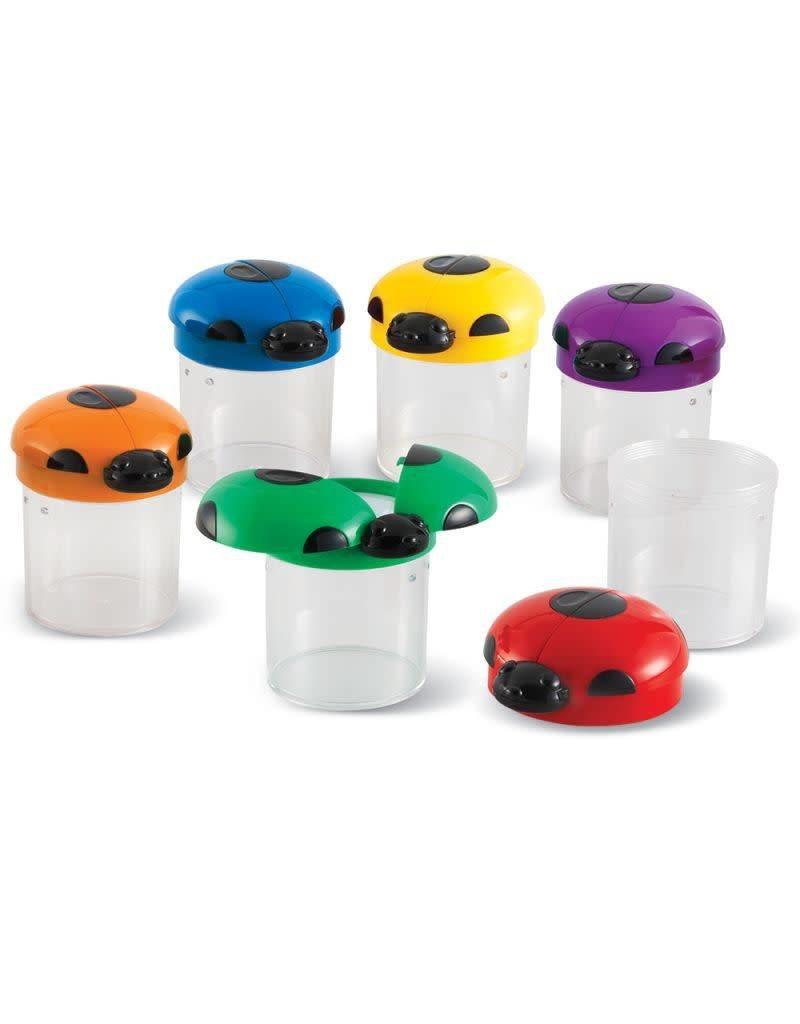 Primary Science Big View Bug Jars, Set of 6