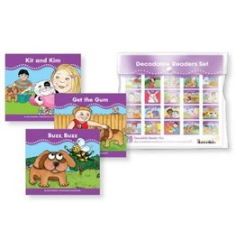 Decodable Readers Set