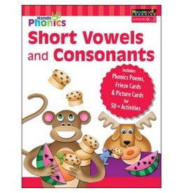 Hands-on Phonics: Shorts Vowels and Consonants