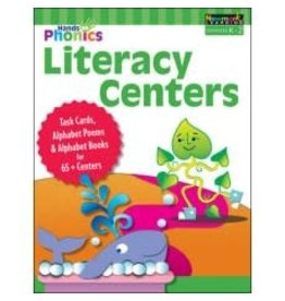 Hands-on Phonics:  Literacy Centers