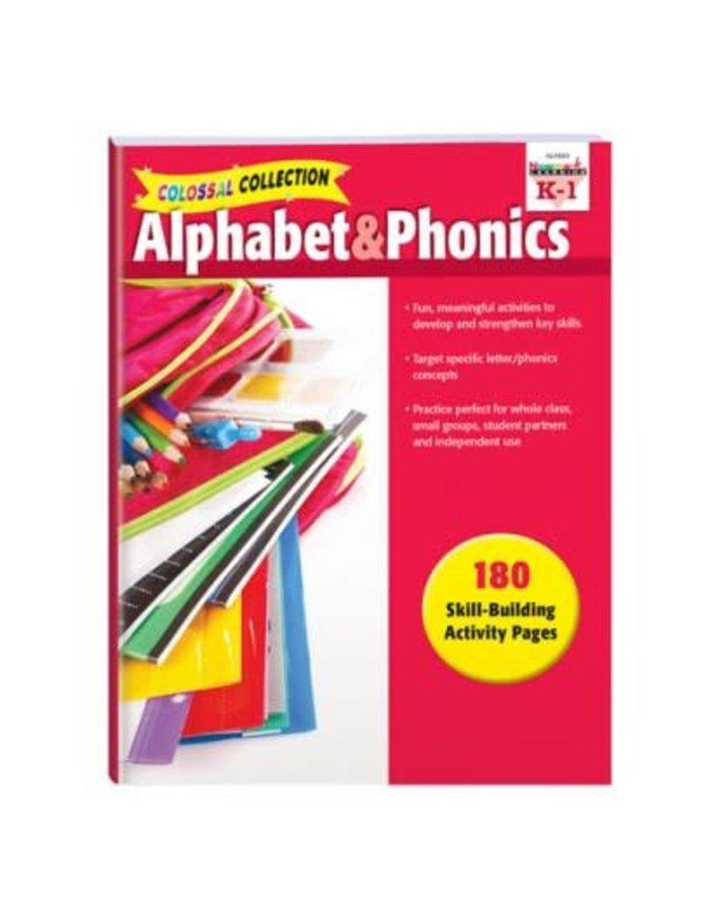 Colossal Collection: Alphabet & Phonics