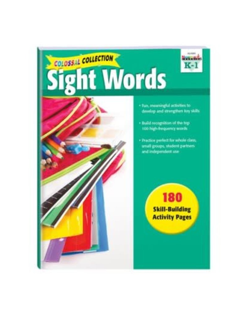 Colossal Collection: Sight Words