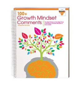 100 Growth Mindset Comments 3-4