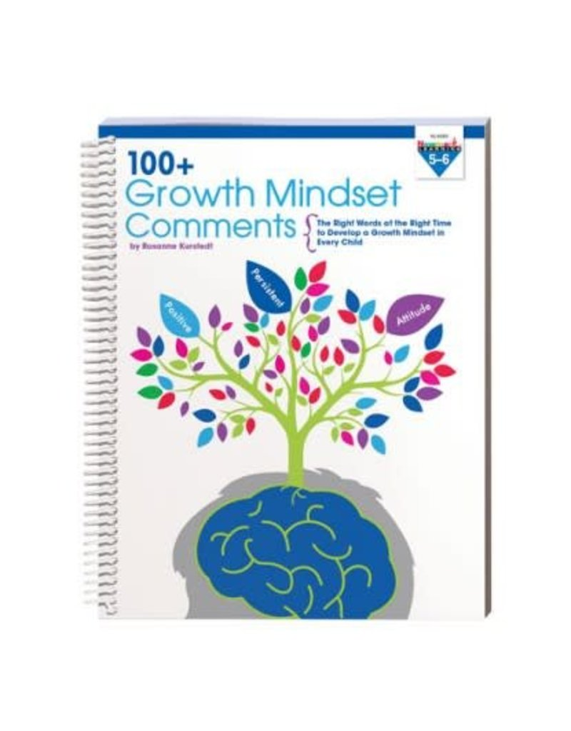 100 Growth Mindset Comments 5-6