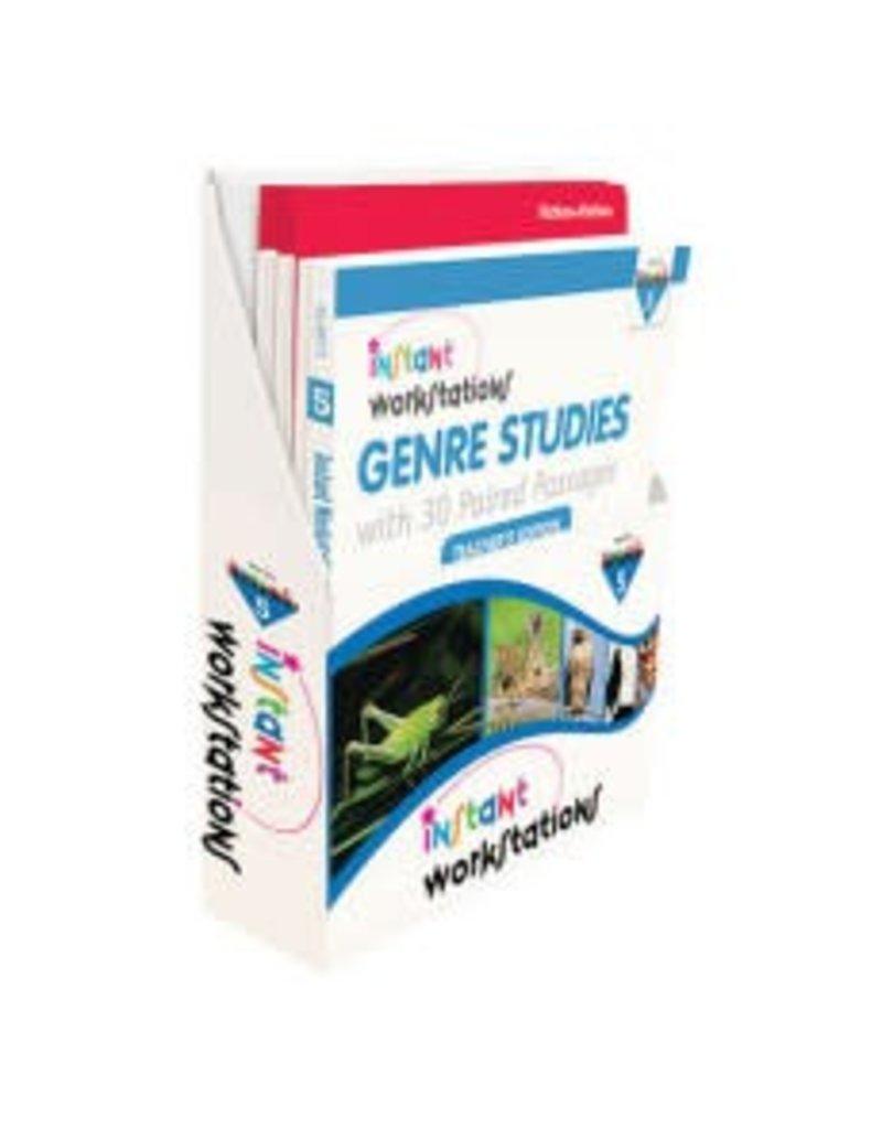 Instant Workstations: Genre Gr. 5