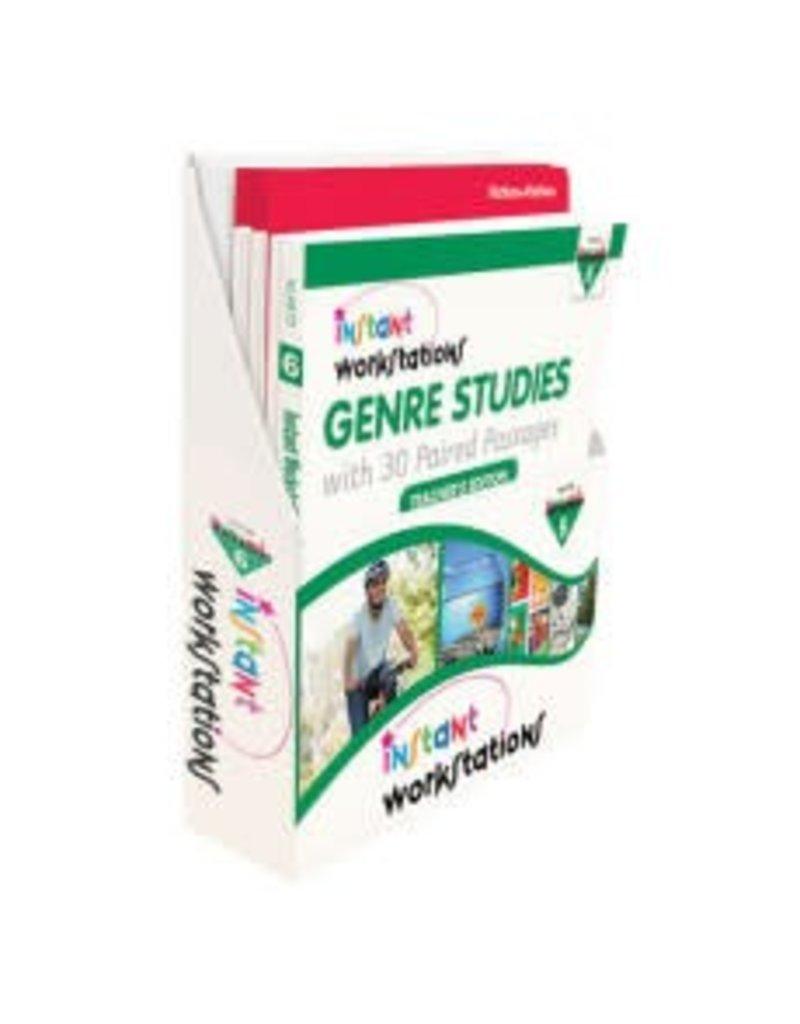 Instant Workstations: Genre Gr. 6