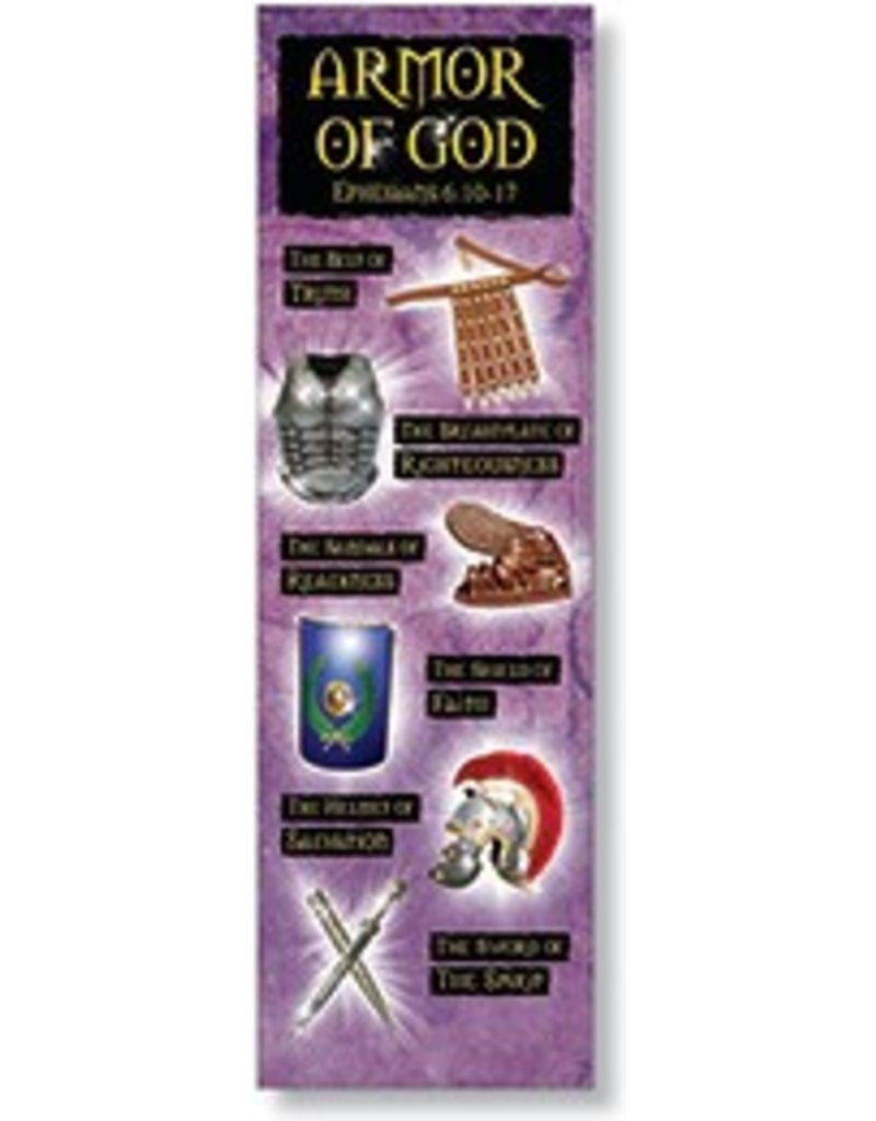 Armor of God Bookmark