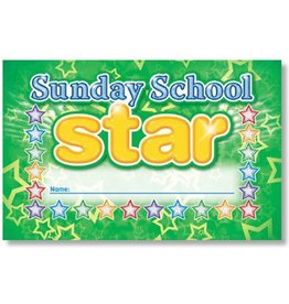 Inc. Punch CDS, Sunday School