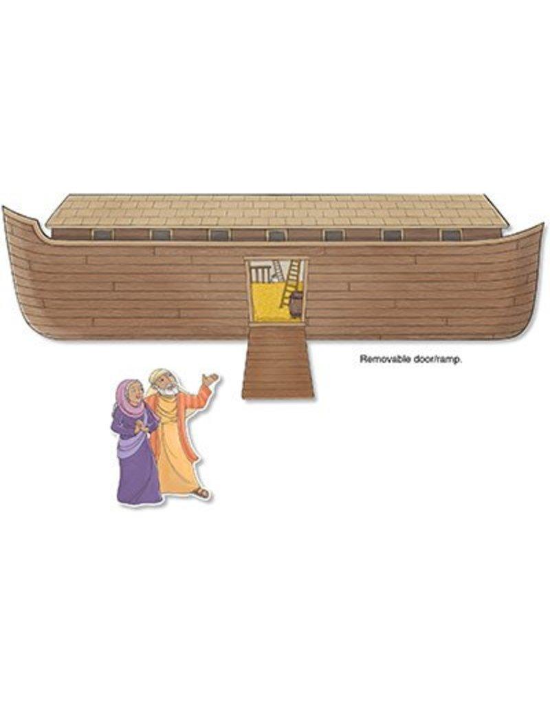 Noah's Ark Bulletin Board Set
