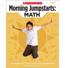 Morning Jumpstarts: Math: Grade 4