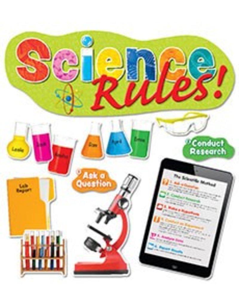 Science Rules! Bulletin Board