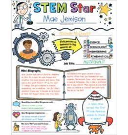 *Personal Poster Set: STEM Star