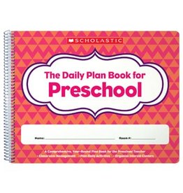 The Daily Plan Book for Preschool (2nd Edition)