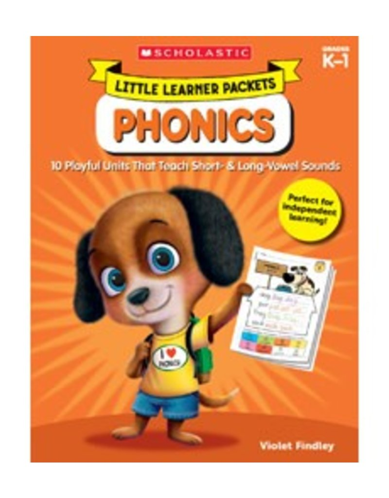 Little Learner: Phonics