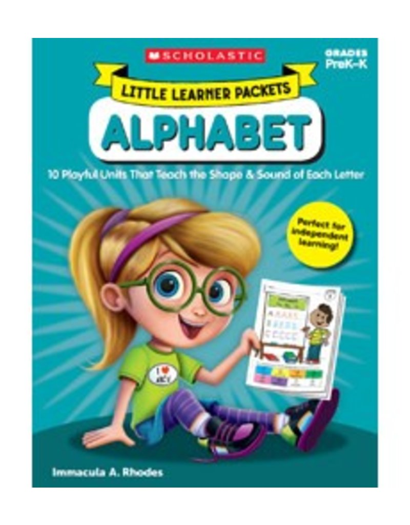 Little Learner: Alphabet