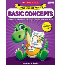 Little Learner: Basic Concepts