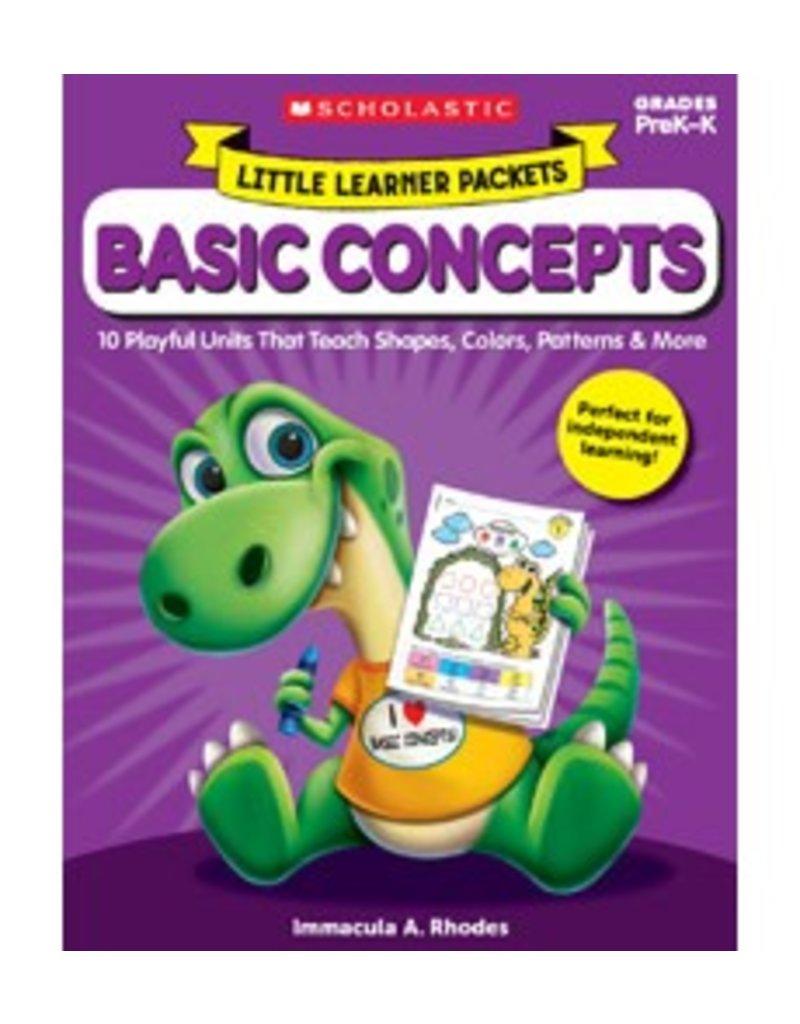 Little Learner: Basic Concepts