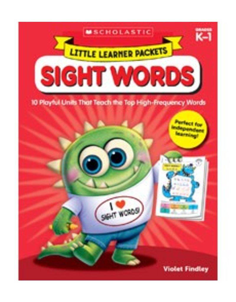 Little Learner: Sight Words
