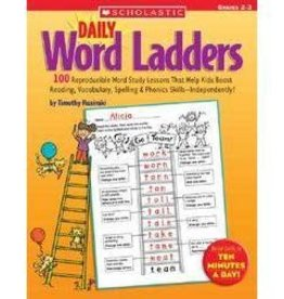 Daily Word Ladders: Grades 2–3