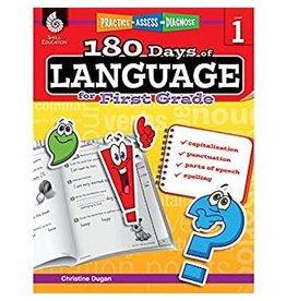 180 Days of Language Gr 1
