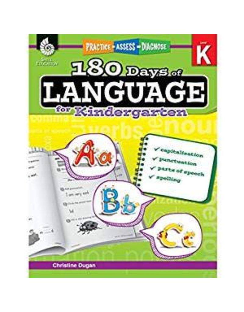 180 Days of Language Gr K