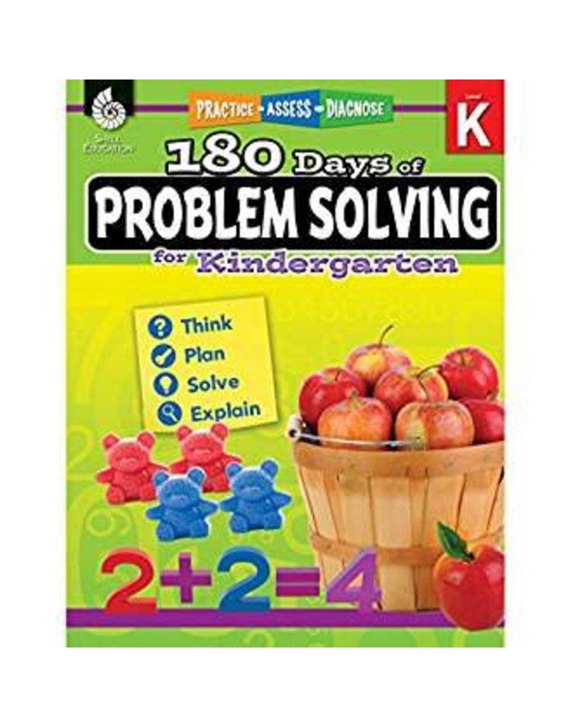 180 Days of Problem Solving Gr K