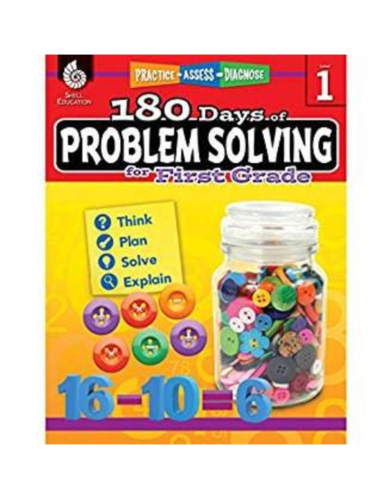 180 Days of Problem Solving Gr 1