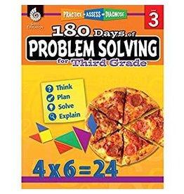 180 Days of Problem Solving Gr 3