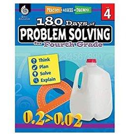 180 Days of Problem Solving Gr 4