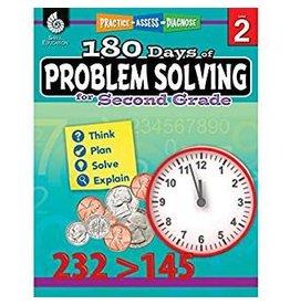 180 Days of Problem Solving Gr 2