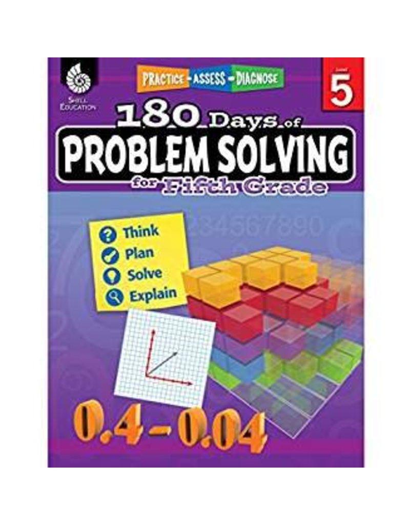 180 Days of Problem Solving Gr 5