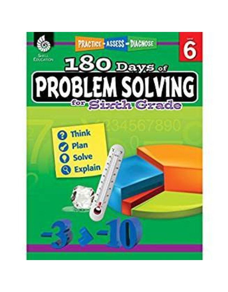 180 Days of Problem Solving Gr 6