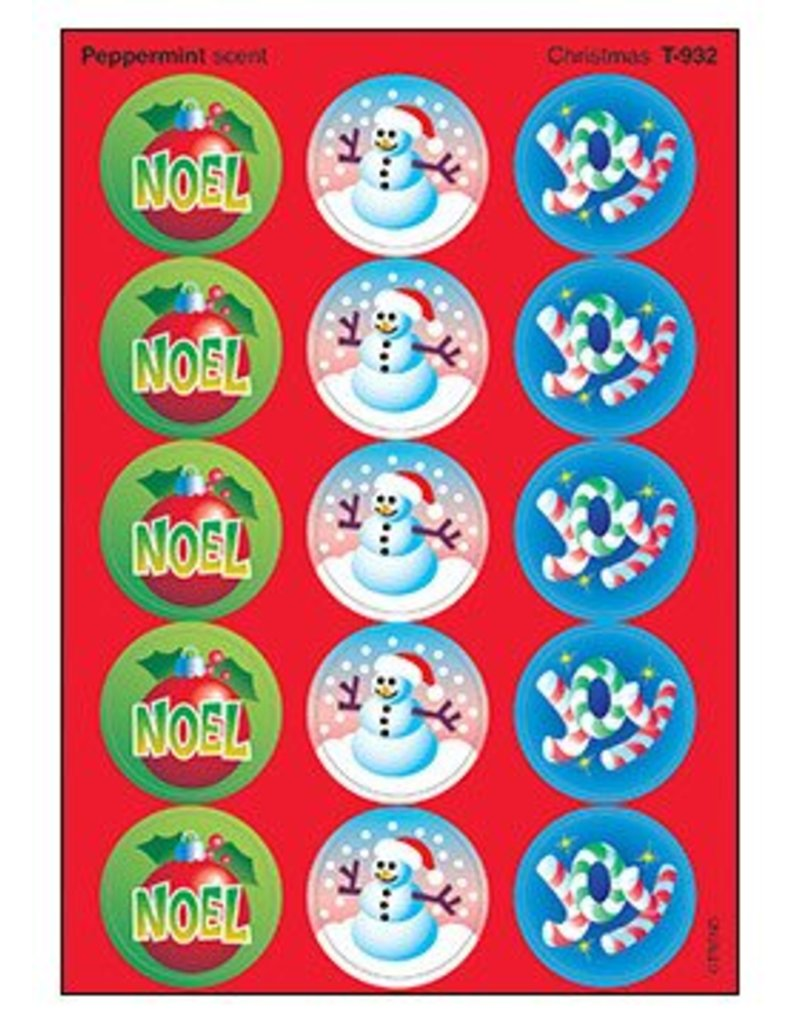 Christmas Peppermint  stickers