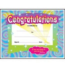 Congratulations/Swirls