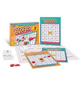 Fractions, Decimals, & Percents (2-sided) Bingo