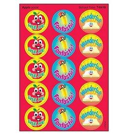 School Time/Apple Stickers