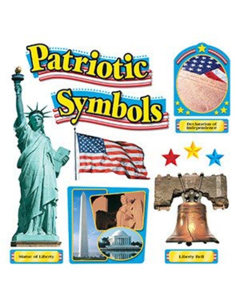 Patriotic Symbols Bulletin board