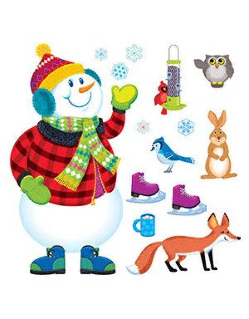 Super Snowman Bulletin Board Set